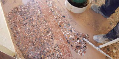 Pavimenti alla veneziana posa milano