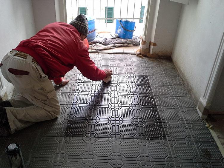 Come pulire pavimenti in cementine cementine ecco la guida per