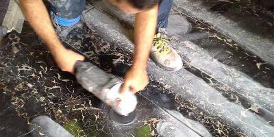 lavorazione pavimenti marmo affini