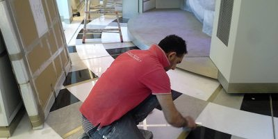 levigatura pavimentazioni marmo