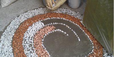 realizzazione pavimenti alla veneziana seminato