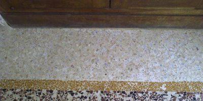 posa pavimenti alla veneziana seminato