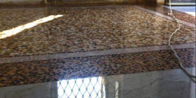 rifacimento pavimenti alla veneziana seminato