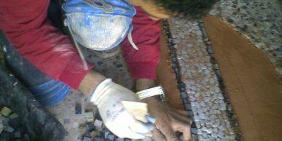 riparazione pavimenti alla veneziana seminato