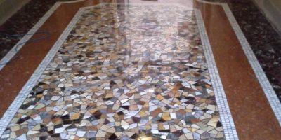 restauto posa pavimenti palladiana mosaico