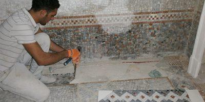 realizzazione ristrutturazione greche mosaici