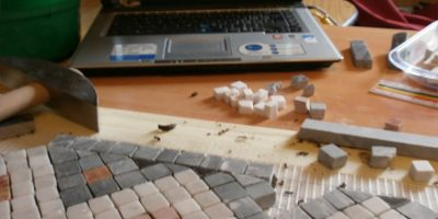 ristrutturazione greche mosaici milano