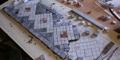 posa e ristrutturazione greche mosaici