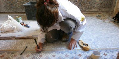 ristrutturazione greca mosaico milano