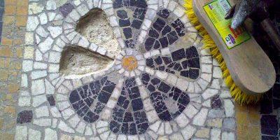 restauro pavimenti musivi antichi