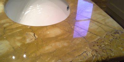 top tavoli levigatura lucidatura marmo