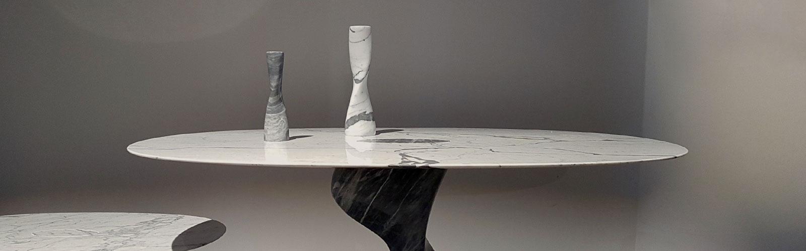 lucidatura top tavoli marmo